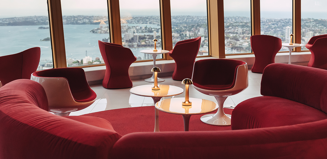 Bar 83 at Sydney Tower Logo